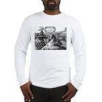 SpecGram Phonetics/Phonology Long Sleeve T-Shirt
