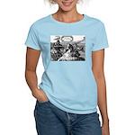 SpecGram Phonetics/Phonology Women's Light T-Shirt