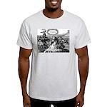 SpecGram Phonetics/Phonology Light T-Shirt