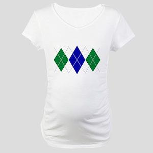 Argyle Saint Triple Maternity T-Shirt