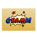 oBAMa! Postcards (Package of 8)