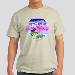 Royal Jewels Puna Puna '08- Light T-Shirt
