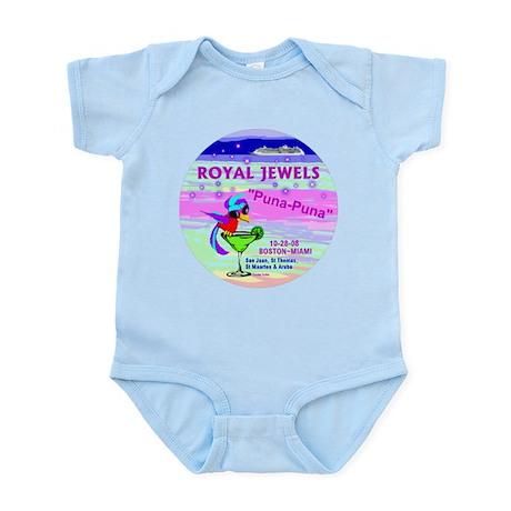 Royal Jewels Puna Puna '08- Infant Bodysuit
