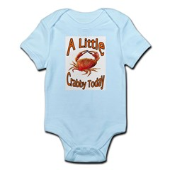 Little Crabby Infant Creeper