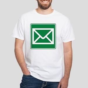 Post Office White T-Shirt
