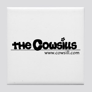 The Cowsills Name Tile Coaster