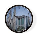 Malaysia 2 Wall Clock