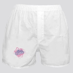 I'm a Carrie Boxer Shorts