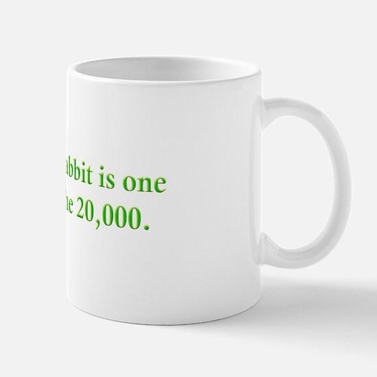 My Rabbit Coffee Mug