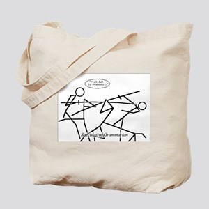 SpecGram Phonology/Phonetics Tote Bag