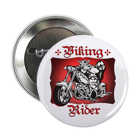 "Viking Rider 2.25"" Button (10 pack)"