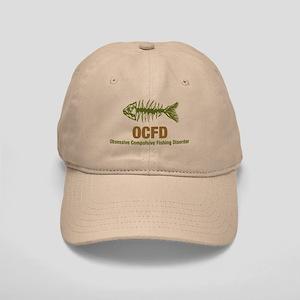 OCFD Obsessive Fishing Cap