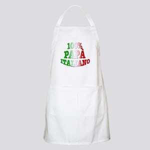 100% Papà Italiano BBQ Apron