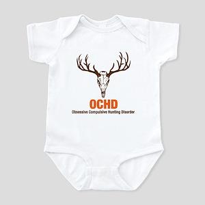 OCHD Obsessive Hunting Infant Bodysuit