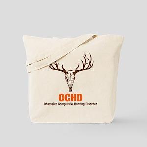 OCHD Obsessive Hunting Tote Bag