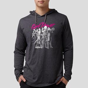 Avengers Infinity War Girl Power Mens Hooded Shirt