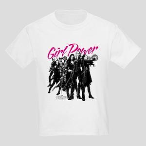Avengers Infinity War Girl Powe Kids Light T-Shirt