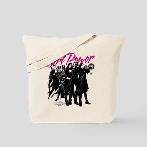 Avengers Infinity War Girl Power Tote Bag