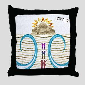 Season of Our Freedom Throw Pillow