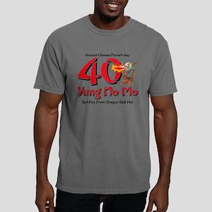Yung No Mo 40th Birthday Mens Comfort T-Shirt