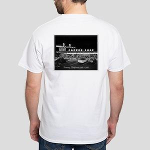 Harvey's Broiler White T-Shirt