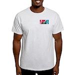 PC Metroliner Ash Grey T-Shirt