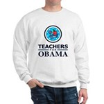 Teachers for Obama Sweatshirt