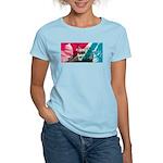 PC Metroliner Women's Pink T-Shirt