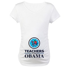 Teachers for Obama Shirt
