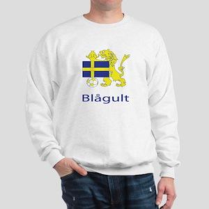 "Whooligan Sweden ""Blue-Yellows"" Sweatshirt"