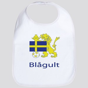 "Whooligan Sweden ""Blue-Yellows"" Bib"