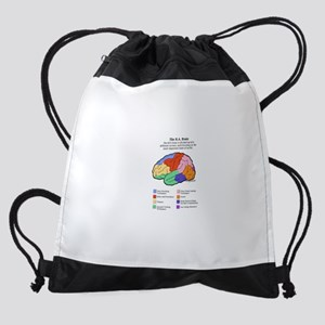 RA Life Drawstring Bag