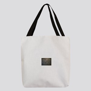 What would you attempt Polyester Tote Bag