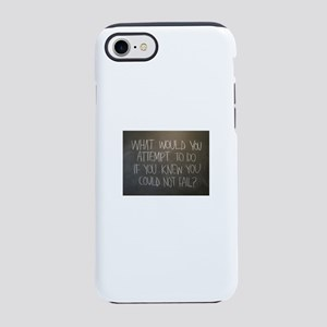 What would you attempt iPhone 8/7 Tough Case