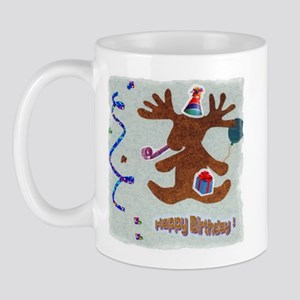 Birthday moose Mug