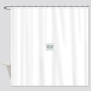 Soul and Body Shower Curtain