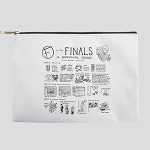 Finals Makeup Bag