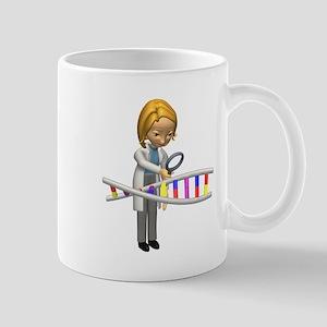 DNA Scientist Mug