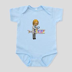 DNA Scientist Infant Bodysuit