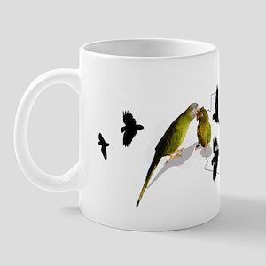 Conure Shop of Arizona Bird C Mug