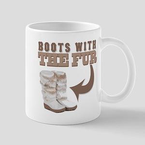 Boots With The Fur Mug