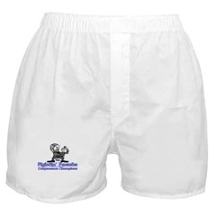 Mascot Conference Champions Boxer Shorts