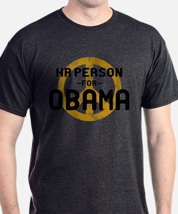 HR Person for Obama T-Shirt