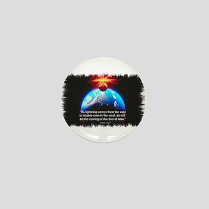 Son of Man Mini Button