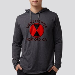 Lightfighter Fort Ord, CA 7th Long Sleeve T-Shirt