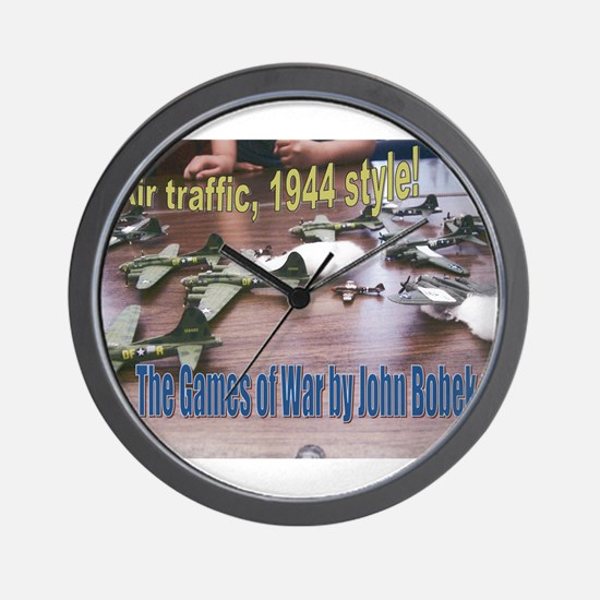 Funny John force Wall Clock