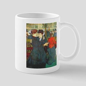 Two Women Dancing Mug