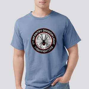 7th Infantry Division LIGHT T-Shirt