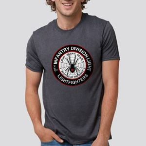 7th Infantry Division LIGHT T-Shirt