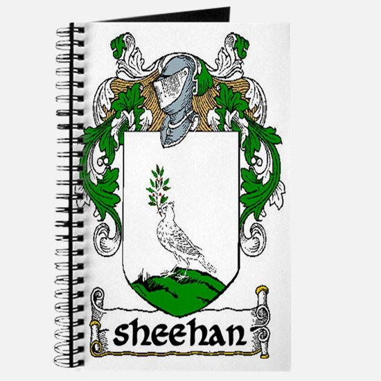 Sheehan Coat of Arms Journal
